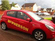 Ian McPherson School of Motoring